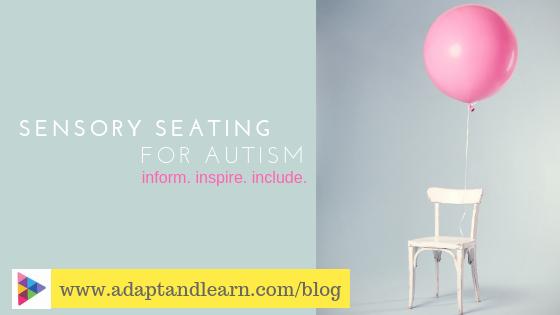 sensory chairs for autism, sensory seating