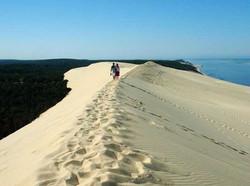 Dune du Pyla, 1h de distance
