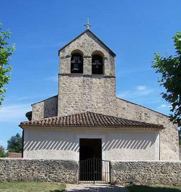 Eglise d'Origne, 5 minutes