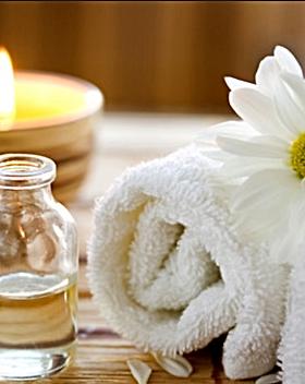 massage bien-être cabane