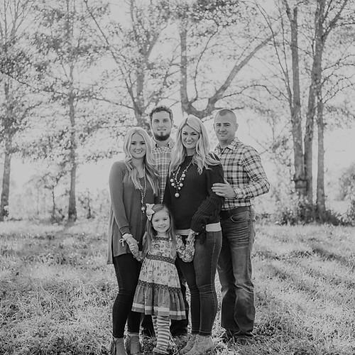 Tiara, Matt, Brooke, Brandon, + Kinsley