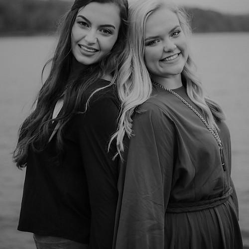 Isabelle + Abigail