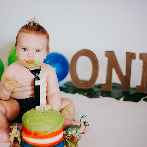 Finn's 1st Birthday