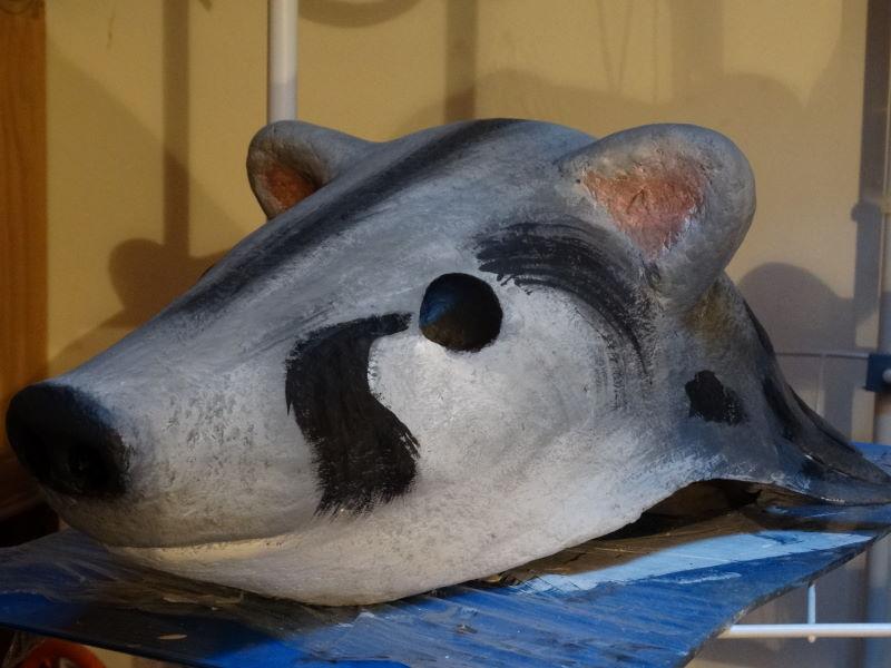 Masque genette