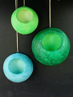 Trio de bulles