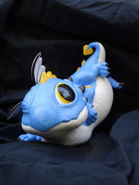 Dragonette réalisée