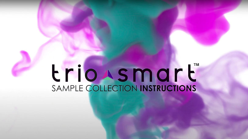 trio-smart™ Breath Test   Sample Collection Instructions