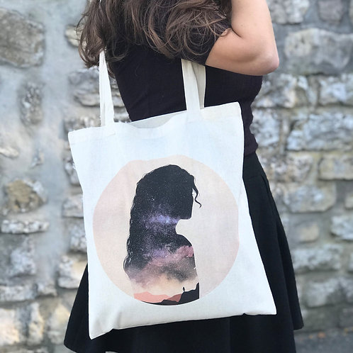 Tote Bag Phobos