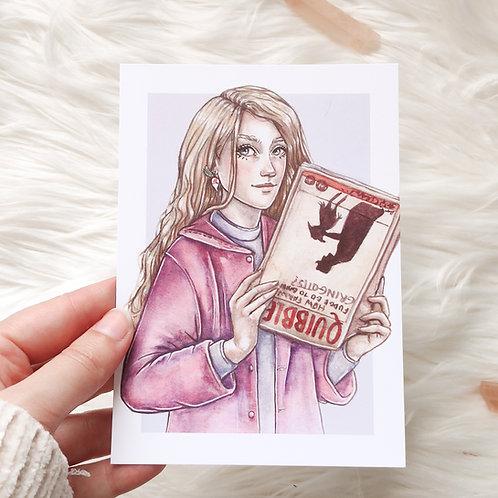 Carte Luna