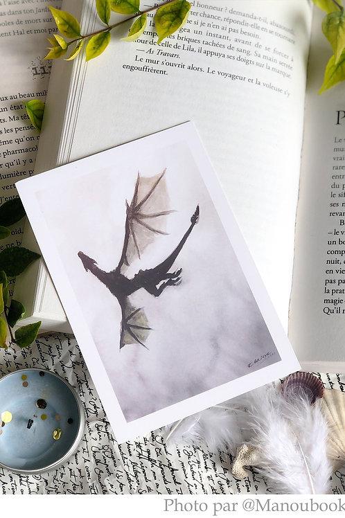 Carte A6 Dragon