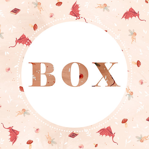 Box collection magie