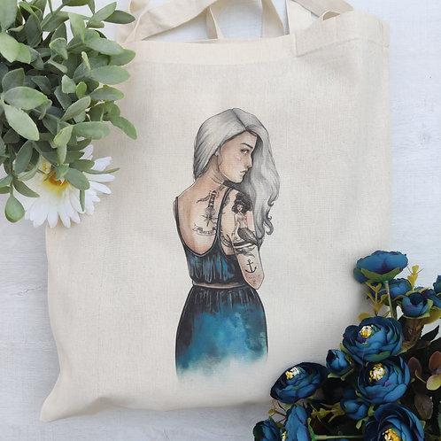 Tote Bag Mermaid