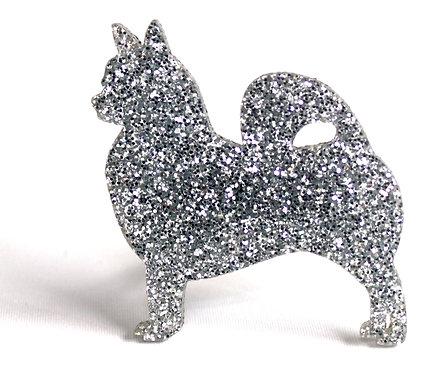 CHIHUAHUA (LONG COAT) - Premium Silver