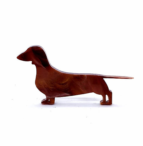 DACHSHUND (SMOOTH HAIRED) - Phoenix Bronze