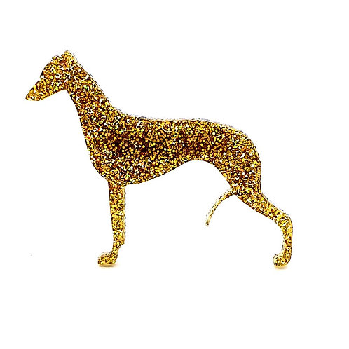 WHIPPET - Premium Holographic Amber