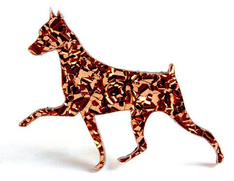MIN PIN - Chunky Copper