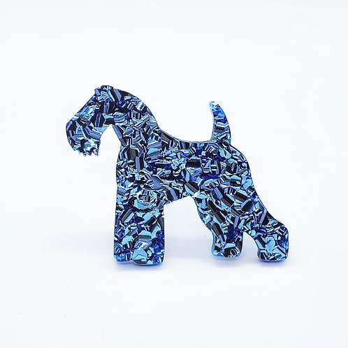 KERRY BLUE TERRIER - Chunky Baby Blue