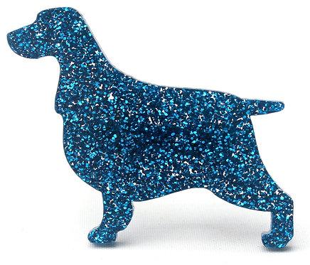 COCKER SPANIEL - Premium Royal Blue