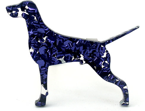 GERMAN SHORTHAIRED POINTER - Chunky Ultra Violet