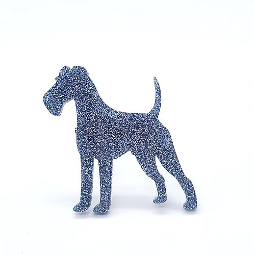 IRISH TERRIER - Premium Baby Blue