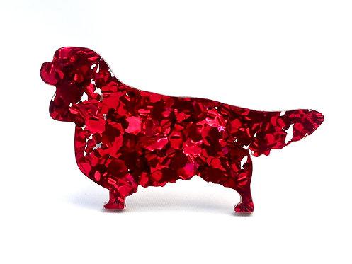 CAVALIER KING CHARLES SPANIEL - Chunky Red