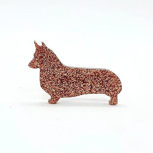 WELSH CORGI (PEMBROKE) - Premium Copper