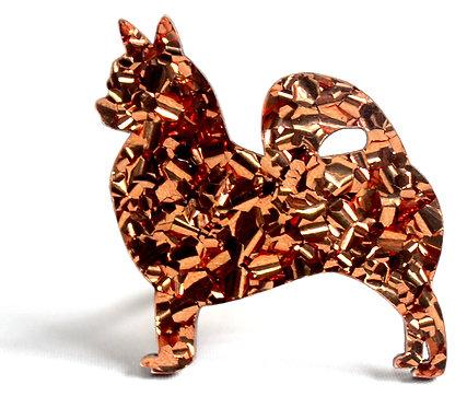 CHIHUAHUA (LONG COAT) - Chunky Copper