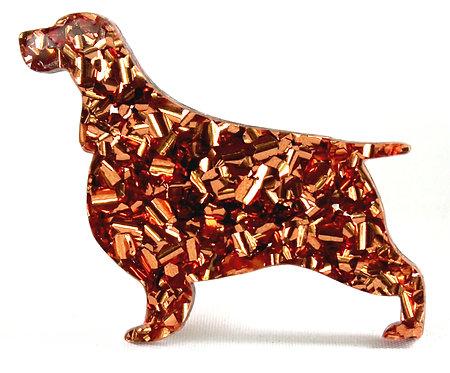 ENGLISH SPRINGER SPANIEL - Chunky Copper