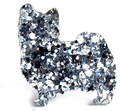 PAPILLON - Chunky Silver
