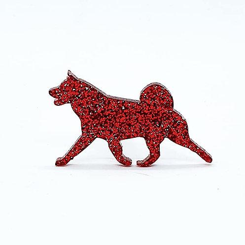 AKITA (MOVING) - Premium Red