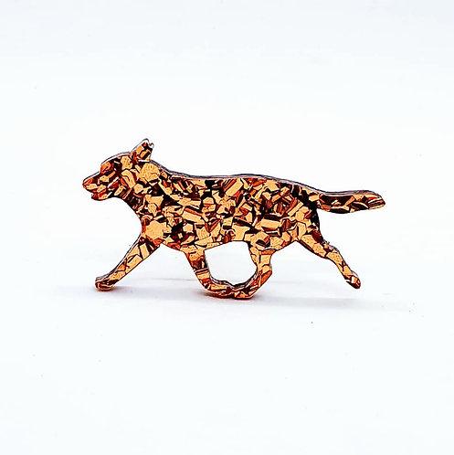AUSTRALIAN CATTLE DOG (MOVING) - Chunky Copper