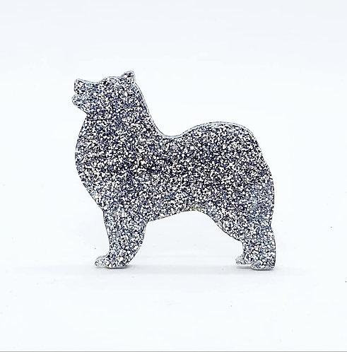 SAMOYED - Premium Silver