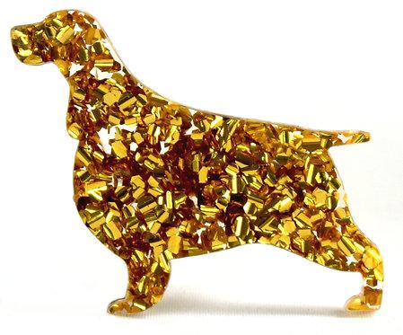 ENGLISH SPRINGER SPANIEL - Chunky Gold