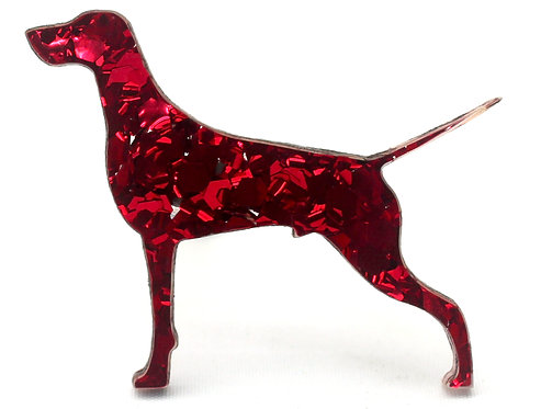 GERMAN SHORTHAIRED POINTER - Chunky Red