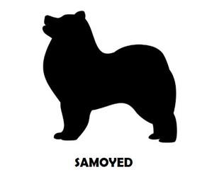 6Silhouette Sample - Samoyed.JPG