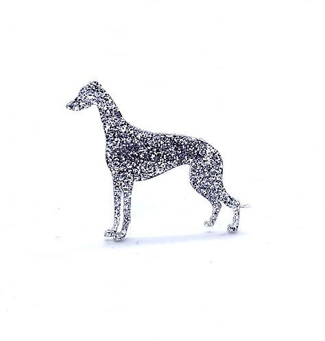 GREYHOUND - Premium Silver