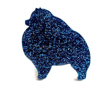 POMERANIAN - Premium Royal Blue