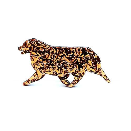 AUSTRALIAN SHEPHERD (MOVING) - Chunky Copper
