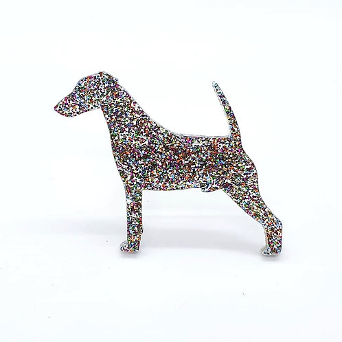 FOX TERRIER (SMOOTH) - Premium Confetti