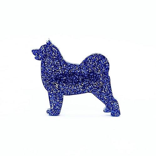 ALASKAN MALAMUTE - Premium Royal Blue