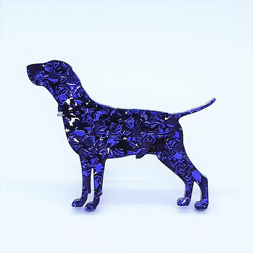BRACCO ITALIANO (STANDING) - Chunky Ultra Violet