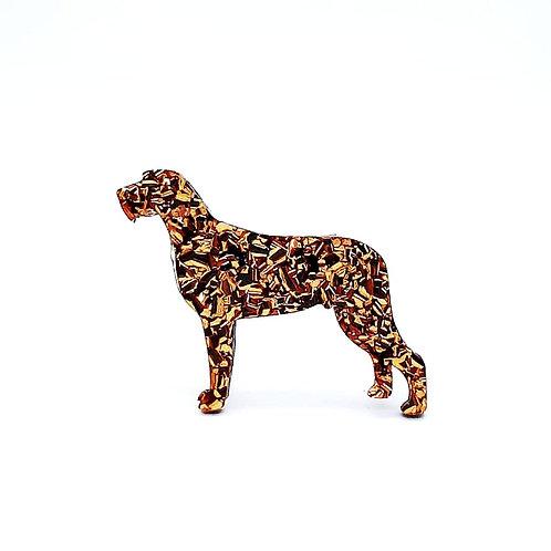 IRISH WOLFHOUND - Chunky Copper
