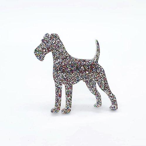 IRISH TERRIER - Premium Confetti