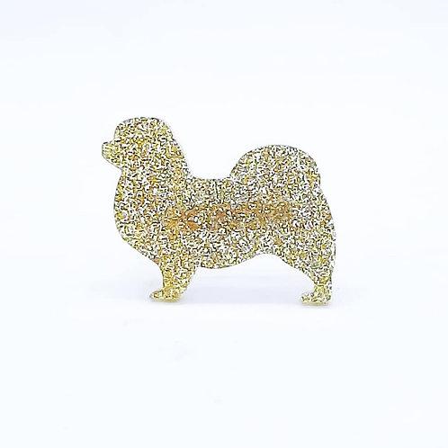 TIBETAN SPANIEL - Premium Light Gold