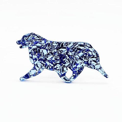 AUSTRALIAN SHEPHERD (MOVING) - Chunky Baby Blue