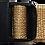 Thumbnail: Gold Belt with Black Buckle - Insulin Pump Pouch Belt