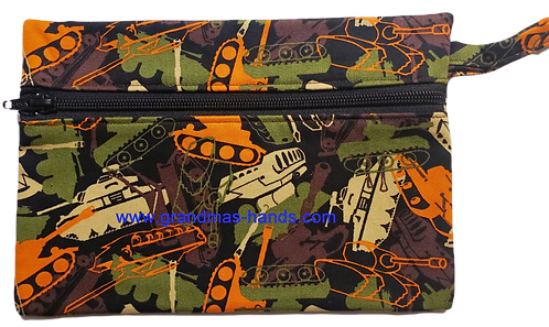 Tank Diabetic Accessory Carrying Case