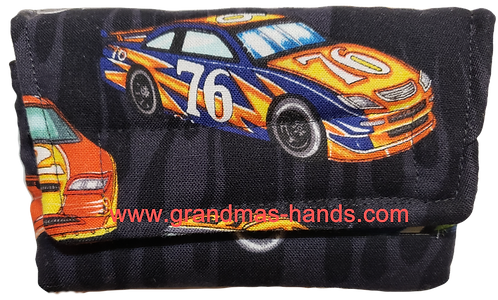 Race Car - Insulin Pump Pouch