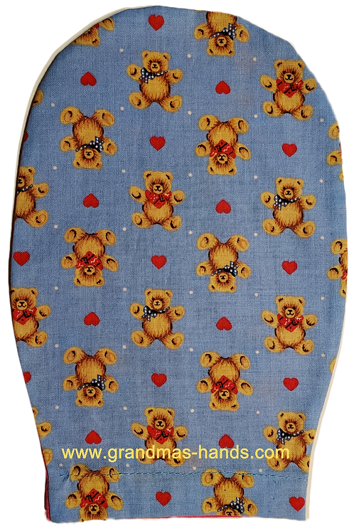 Teddy Bear - Childrens Ostomy Bag Cover