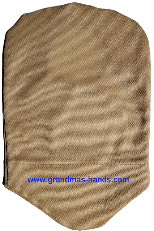 Beige Cool Max - Adult Urostomy Bag Cover